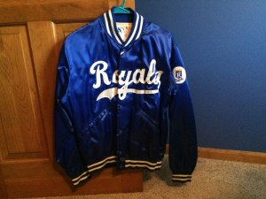 Dad's Royal's jacket